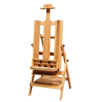 Best Halley Oak Studio Easel