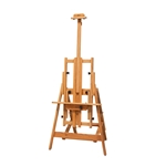 Best Manzano Solid Oak Easel