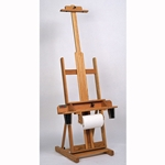 Best O'Connell Dulce Solid Oak Easel