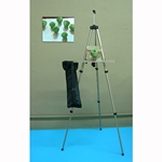 Lightweight Aluminum Easel with Travel Bag