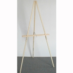 Simple Wood Display Easel