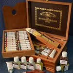 Winsor & Newton Oil Colors-The Knightsbridge Set