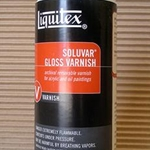 Liquitex Soluvar Gloss Varnish