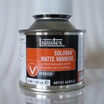 Liquitex Soluvar Matte Varnish