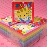 Origami Paper- Mini Mini Set of 105 Sheets 1-1/16 Inch Square