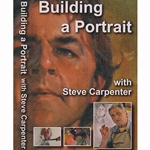 Books and DVD Building a Portrait- DVD with Steve Carpenter