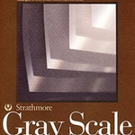 Strathmore Gray Scale Paper Pad