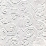 "Embossed Paper- ""Allegro"" from India"