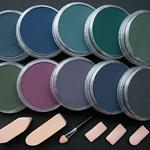 Pan Pastel Set of Ten - Extra Dark Shades Cool