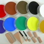 Pan Pastel Ten Piece Painting Set (Ten Assorted Colors)