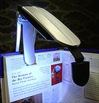 Folding Clip On LED Book Light