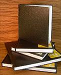 Black Cover Hard Bound Sketch Books - Square Format