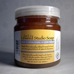 Jacks Linseed Studio Soap
