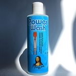 Power Wash Synthetic Brush Cleaner 8oz Bottle