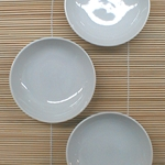 Porcelain Dishes - Set of 3