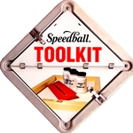 Speeball Screen Printing Tool Kit - Drawing Fluid/Screen Filler & Diazo Photo Emulsion