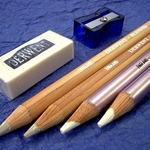 Derwent Burnisher & Blender Set for Color Pencil