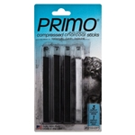 Generals Primo Euro Blend Compressed Charcoal Sticks, HB, B, 3B, and Bianco