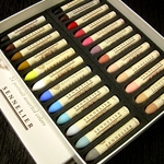 Sennelier Oil Pastels Set of 24 Portrait Colors