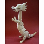 Wood Dragon Mannequin