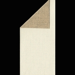 "Artfix Hand Primed Belgium Linen 1 Coat Oil Primer 85"" Width Sold by the Inch"
