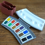 Pelikan Transparent Watercolors - Boxed Set of Twelve