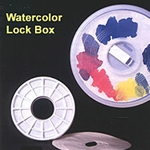 The Watercolor Lock Box