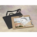 "Alvin Sketch Board Value Pack includes Masonite 23.5""x26"" Sketch Board with Nylon Portfolio"