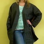 Art Smock - Water Repellent Black - Large Only