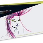 Prismacolor Art Marker Set - 24 Color Brush Marker Set