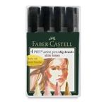 Faber Castell - Pitt Big Brush Pens - Skincolor Set of 4