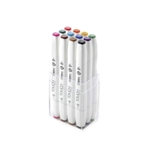ShinHan Touch Twin Brush Marker Set of 12 Main Colors