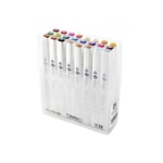 ShinHan Touch Twin Brush Marker Set of 24