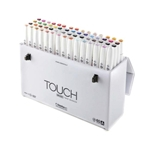 ShinHan Touch Twin Brush Marker Set of 60 (A)