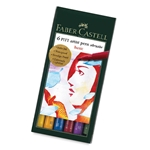 Faber Castell - Pitt Brush Pen Basic Set of 6