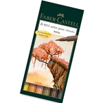 Faber Castell - Pitt Brush Pen Terra Set of 6