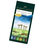 Faber Castell - Pitt Brush Pen Landscape Set of 6