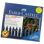 Faber Castell - Pitt Artist Colorburst 12 Piece Set