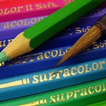 Caran D'Ache Supracolor Colored Pencils