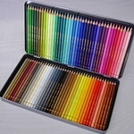 Caran D'Ache Pablo Colored Pencils Set of 80