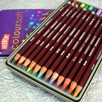 Derwent Coloursoft Pencils Set of 12