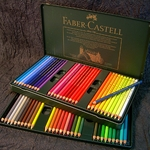 Faber Castell Polychromos Artist Colored Pencil Set of 60