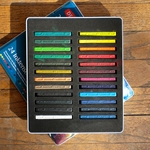 Derwent Inktense Block Set of 24 in a Tin
