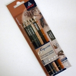 Conte Pencil Set of 6 Drawing Pencils
