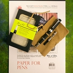 Classic Fountain Pen & Paper Pad Gift Set