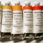 Williamsburg Selected Cadmium 6 Color Set