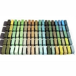 Terry Ludwig Handmade Soft Pastels 90 Greens