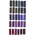 Terry Ludwig Soft Pastels 30 Intense Darks Set II