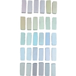 Terry Ludwig Soft Pastels Set of 30 True Lights