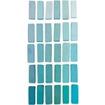 Terry Ludwig Pastels - Turquoise Set of 30